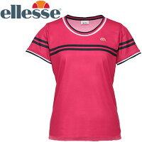 Ellesse レディース クルーネックシャツ ETS0610L