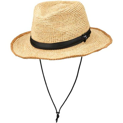 ザノースフェイス THE NORTH FACE ラフィアハット Raffia Hat Men's NN01554 NB