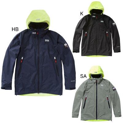 ヘリーハンセン HELLY HANSEN メンズ アウター アルヴィースライト ジャケット Alviss Light Jacket K/ブラック HH11800