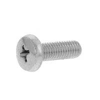鉄/ノンクロホワイト + バインド小ねじM3 × 25