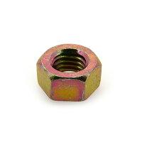鉄 S45C /クロメート 六角ナット 1種 細目 M33 ピッチ=2.0