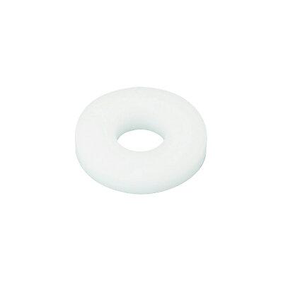 サンコーインダストリー ポリアセタール丸ワッシャー 6X13X1.0