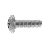 ステンレス/アロック + トラス小ねじM5 × 12