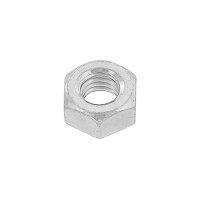 鉄/ノンクロホワイト 六角ナット 1種 M5