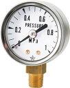 右下精器製造 スター (圧力計) S-01-0.25MP