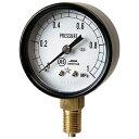 右下精器製造 一般圧力計 G211-111-V-0.4MP