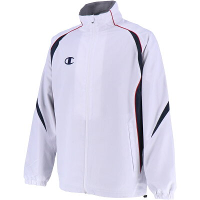 champion 男女兼用 wind breaker jacket c sc21 ホワイト l