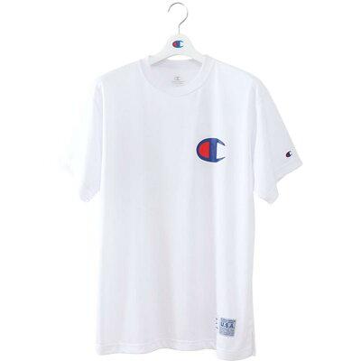 チャンピオン メンズ ドライセイバー DRYSAVER Tシャツ 半袖Tシャツ トップス トレーニングウェア C3-MB352