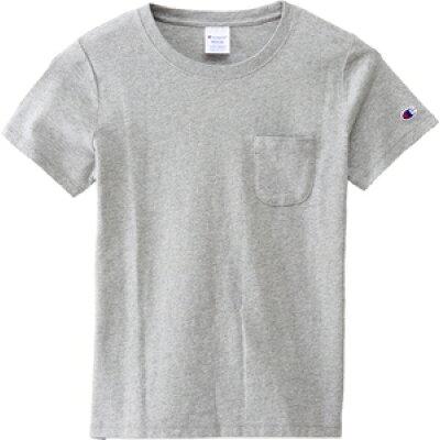 Champion ポケットTシャツ CW-M322