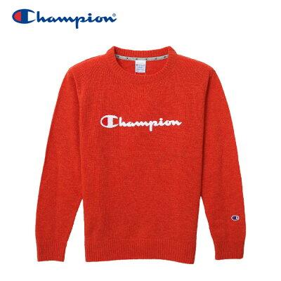 チャンピオン ニット クルーネック ゴルフ C3-NSA01-840 メンズ 18FW