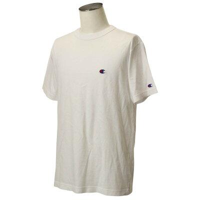 チャンピオン Champion メンズ ベーシック Tシャツ ホワイト C3-P300 010