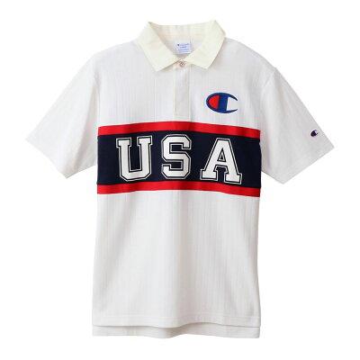チャンピオン ポロシャツ ゴルフ C3-PG302-010 メンズ 19SS
