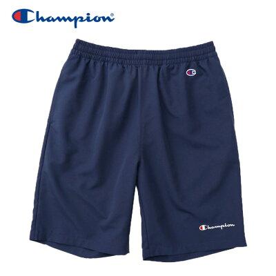 チャンピオン Champion メンズ ハーフパンツ HALF PANT TRAINING ネイビー C3-PS515 370