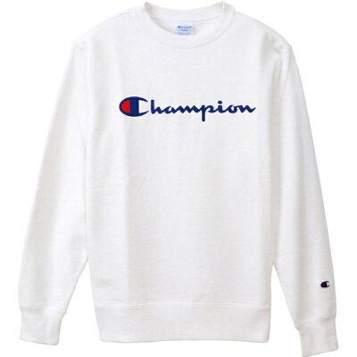 チャンピオン Champion CREW NECK SWEATSHIRT C3-Q002 010