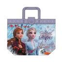 バケット型 ビニール トート プールバッグ アナと雪の女王2 ディズニー 粧美堂 ビーチバッグ