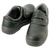 (アイトス セーフティシューズ(ウレタン短靴マジック) ブラック 29.0cm AZ59802-710-29)