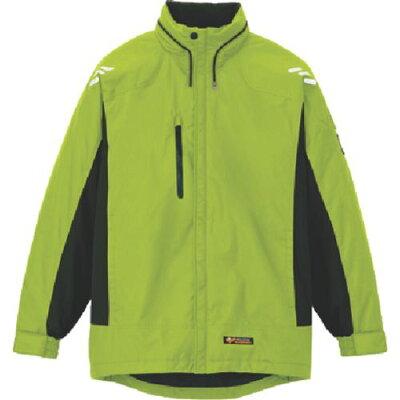 アイトス 光電子軽防寒ジャケット ライムグリーン LL AZ6169035LL(TC)(TN)