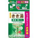 きき湯 マグネシウム炭酸湯 つめかえ用(480g)