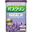 バスクリン ラベンダーの香り(600g)