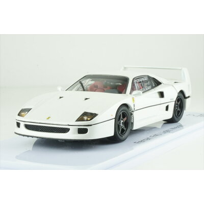 1/43 フェラーリ F40 ライトウェイト パールホワイト 京商20周年記念モデル 京商 K05042PW 20