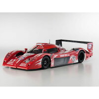 1/12 R/C 電動レーシングカー プラズマLmシリーズ カーボンエディション Toyota GT-One TS020 京商