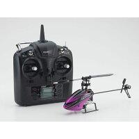 インドアヘリコプター レディセット HCP80 V2 H6-K 6ch送信機付き 京商