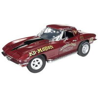 1/18scale auto world American Muscle 1967 Baldwin Motion Corvette ボールドウィン モーション コルベット