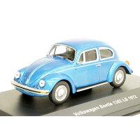 SOLIDO 1/43 VW ビートル 1302 LS ブルー S4300500