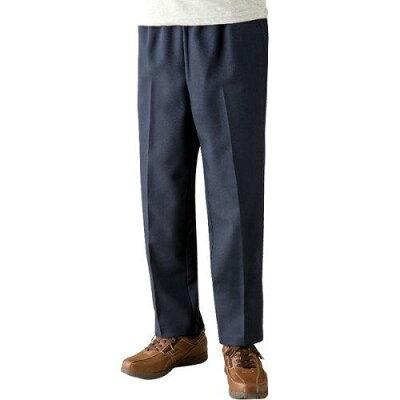 ケアファッション:おしりスルッとパンツ ネイビー L 紳士用 39207-12