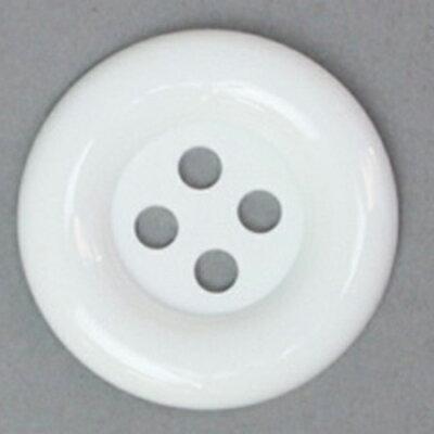 NBK/DEKAぼたん 60mm 1個 ホワイト/CG1590-W