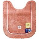 コムフォルタ4 洗えるトイレマット ロングサイズ ピンク(1枚入)
