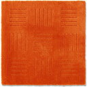 ジョイントキッチンマット ピタプラス ブリック オレンジ 約60*60cm(1枚入)
