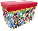 Disney トイストーリー ストレージBOX バス 037346