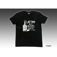 Tシャツ BREDGE ブレッジ Lay Off V-Neck Tシャツ サイズ:S 着丈:64cm×身幅:46cm
