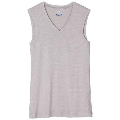 ミズノ (MIZUNO) アイスタッチエブリ Vネックノースリーブシャツ C2JA5102