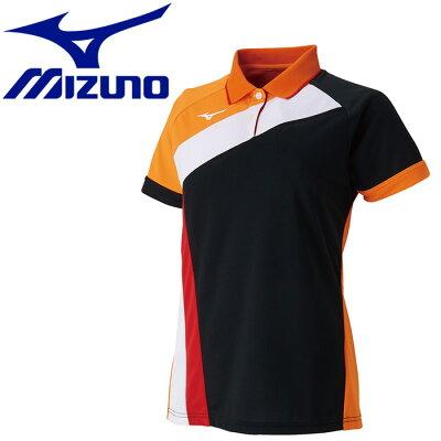 ミズノ ゲームシャツ レディース 62JA921595