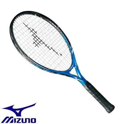 ミズノ 硬式テニスラケット MT21 63JTH76120(ジュニア用)ガット張上げ
