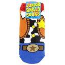 SHERIFF シェリフ ジュニアアンクルソックス 18-22cm かわいい子供用靴下