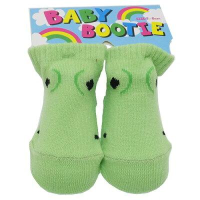 ベビーブーティーソックス 赤ちゃん靴下 恐竜 オクタニコーポレーション 7-8cm かわいい BABY SOCKS