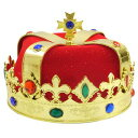 コスプレ:帽子 クラウンキャップ 王冠 帽子 パーティー イベントグッズ