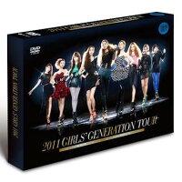 2011 GIRLS'GENERATION TOUR DVD 韓国盤 /少女時代 430-124 シヨウジヨジダイ