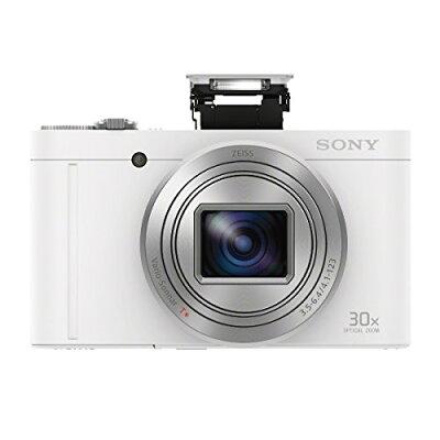 【SONY】ソニー『Cyber-shot(サイバーショット) ホワイト』DSC-WX500(W
