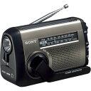 SONY FM/AMポータブルラジオ  ICF-B99