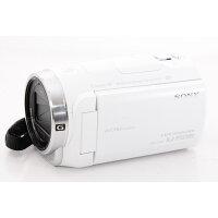 SONY ビデオカメラレコーダー HDR-CX675(W)