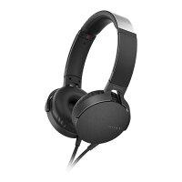 ソニー ステレオヘッドホン ブラック MDR-XB550AP(1コ入)
