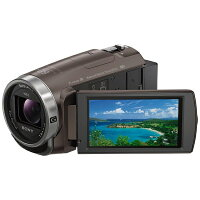 SONY デジタルビデオカメラ ハンディカム HDR-CX680(TI)