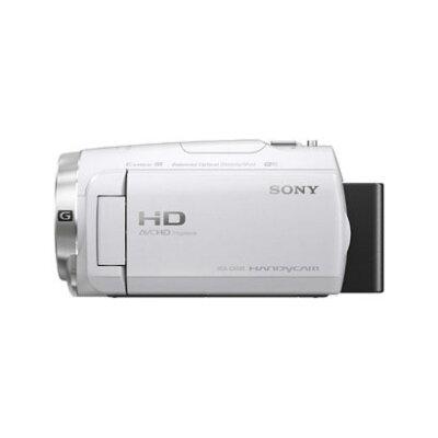 SONY デジタルビデオカメラ ハンディカム HDR-CX680(W)