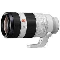 SONY  デジタル一眼カメラ Eマウント用レンズ FE 100-400F4.5-5.6 GM OSS