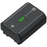 SONY リチャージャブルバッテリーパックNP-FZ100