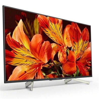 SONY BRAVIA 4K対応液晶テレビ X8500F KJ-49X8500F(B) 49.0インチ